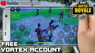 Free Fortnite Account ( username and password in the