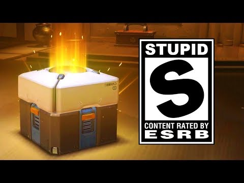 ESRB Just Came Up With The Most Idiotic Way To Counter Loot Boxes & Microtransactions