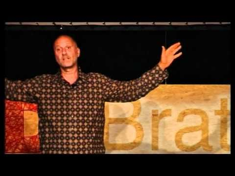 TEDxBratislava - Yossi Ghinsberg - On thinking out of the bo