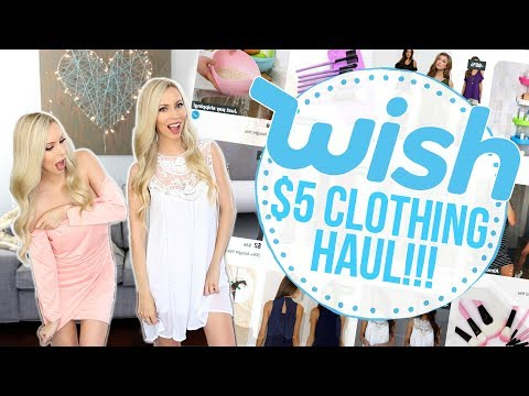 Trying Clothing From Wish Is It Scam