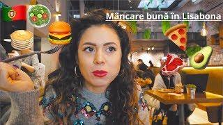Unde mănânci bine în Lisabona? (burgeri vs. mâncare sănătoasă)