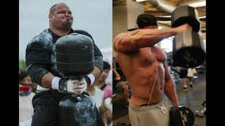 Brian Shaw Calls out Brad Castleberry, is This the End of  Fake Plates?