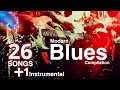 Best of MODERN BLUES Vol 2  ー 26 Blues with Vocals & 1 Instrumental.