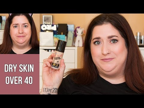 SOAP & GLORY KICK A** ALL DAY WEAR FOUNDATION | Dry Skin Review & Wear Test