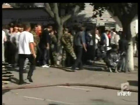 Beslan : assaut des forces russes