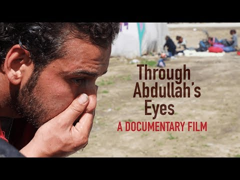 Through Abdullah's Eyes - Syrian Refugee's Journey Through Europe (Subtitles in CC EN/FR)