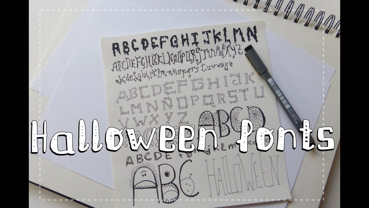 scary handwriting fonts horror fonts halloween crafts ideas scary handwriting fonts horror fonts halloween crafts ideas for kids
