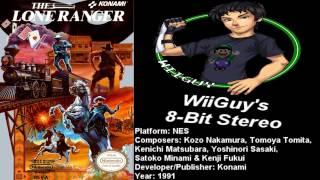 The Lone Ranger (NES) Soundtrack - 8BitStereo