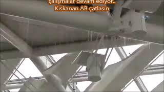 istanbul havalimanı açılış sonrası ilk yağmur düşmesi istbul