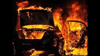 Кто и зачем, поджигает автомобили в Калининграде.?!?