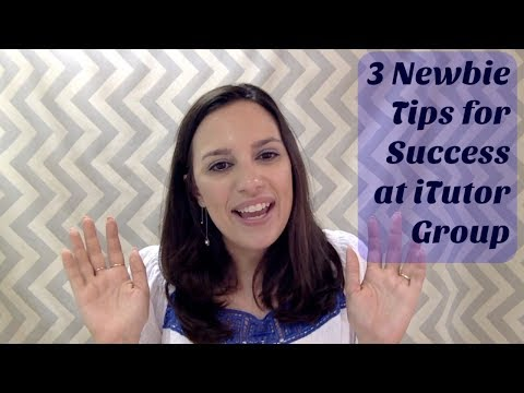 3-newbie-tips-for-success-at-itutor-group