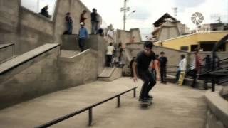 Skatepark Tanque del soldado en Quetzaltenango