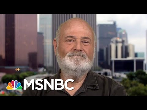 Rob Reiner On Using Superstars To Expose Trump\'s \'Criminality\' | The Beat With Ari Melber | MSNBC