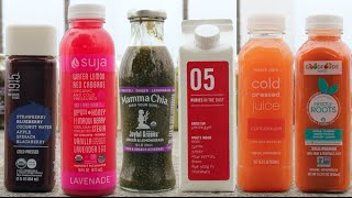 Juice Taste Test with Donal Skehan!