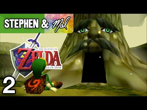 "Zelda: Ocarina of Time #2 - ""The Orifice Stone"""