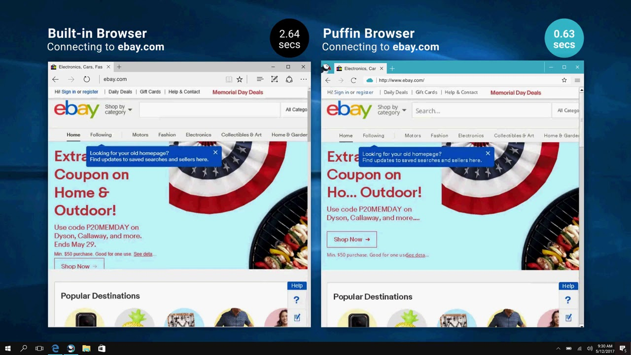 Meet Puffin Browser: The Fast, Secure Web Browser that