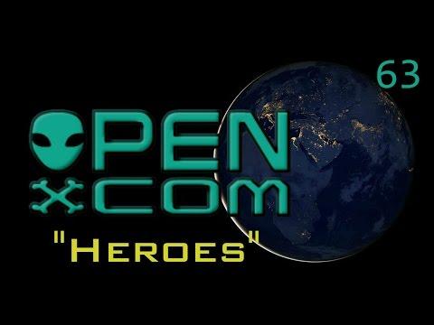 "Let's Play OpenXcom: UFO Redux | 63 | - ""Heroes"""