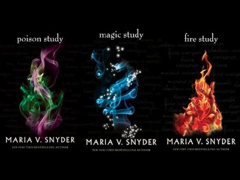Book Reviews: Poison Study, Magic Study, Fire Study