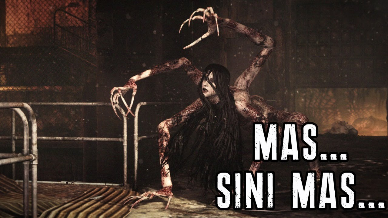 MALAM JUMAT... | The Evil Within Indonesia Part 2