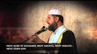 Das Gebet nicht Verlassen - Shefqet Krasniqi