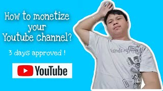 HOW TO MONETIZE YOUR YOUTUBE CHANNEL? YOUTUBE REQUIREMENTS 2020