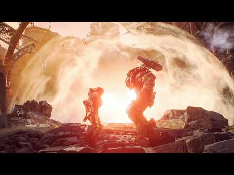 Anthem PS4 Pro Gameplay