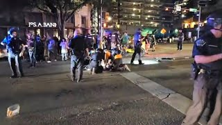 Protester fatally shot during demonstration in Austin, Texas