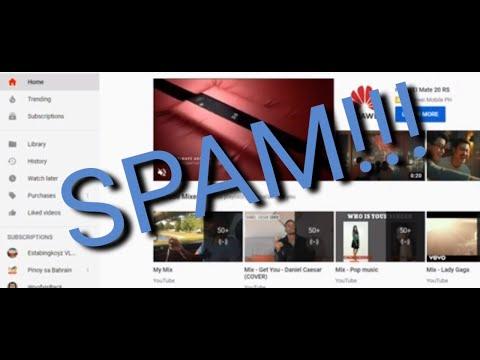Paano Nagiging Spam Ang Isang Subscriber