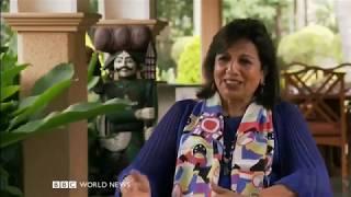 Kiran Mazumdar Shaw Interview - - BBC News