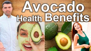 8 Powerful Health Benefits of Avocado Based On Science - Improves Circulation, Heart and Memory