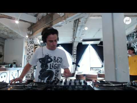 Fede Lng DJ set // Keep Hush live: DJ Boring presents