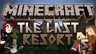 Video Minecraft: The Last Resort! 'Dungeon Puzzle Of Stupid' #5 download MP3, 3GP, MP4, WEBM, AVI, FLV Juni 2018