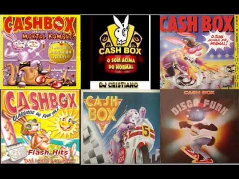 Funk Cash Box, as melhores do  anos 80 & 90 .