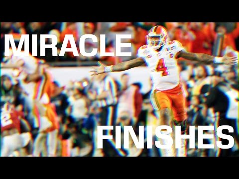 College Football Miracle Finishes (Part 5)