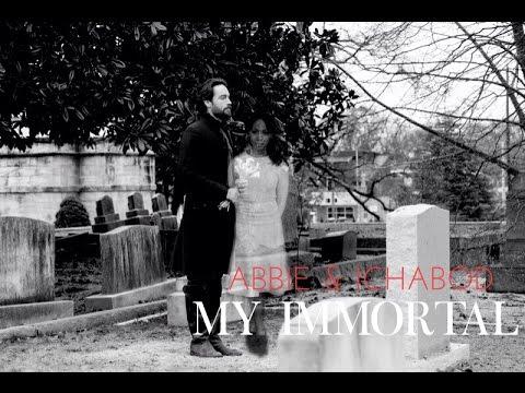 Abbie & Ichabod - My Immortal {Sleepy Hollow}