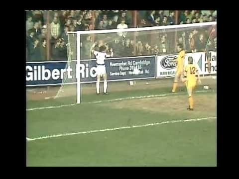 Cambridge United vs QPR 1982