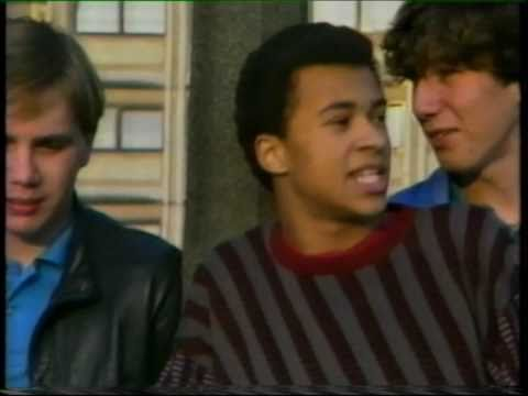 Football/London youth casuals - 'Ear say' broadcast programme 1984/5?