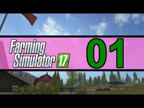 Let's Play Farming Simulator 17 | Ep. 1 - Plow Lease