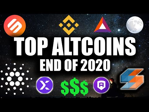 Top Altcoins End of 2020 for HUGE Profits