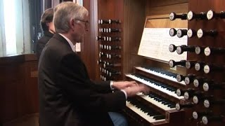 Johann Sebastian Bach - Concerto A minor based on Vivaldi, BWV 593 (Ernst-Erich Stender)