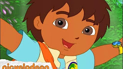 Go Diego Go coloring pages | 138x246