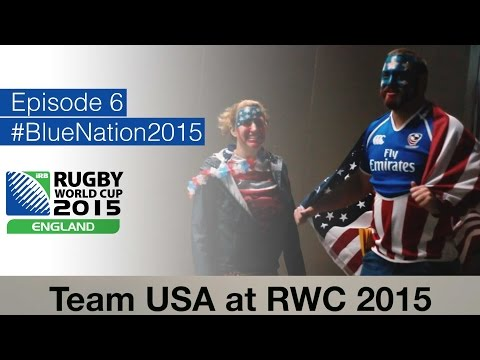 Team USA at Rugby World Cup - Episode 6 - SOUTH AFRICA #RWC2015