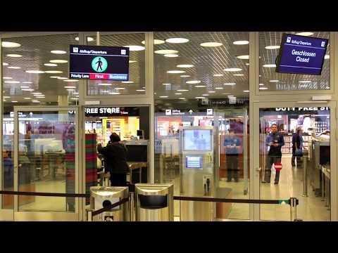 Zurich Kloten Airport.mov