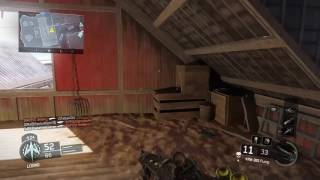 Call of Duty Black Ops III ONE SHOT TWO PEOPLE