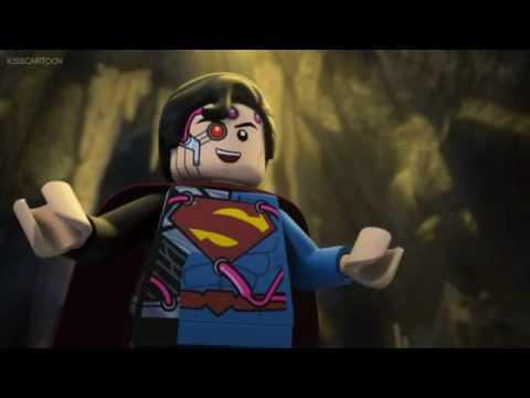 brainiac superman singing weaponry