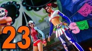 Sunset Overdrive - Part 23 - Sexy Cheerleaders (Let