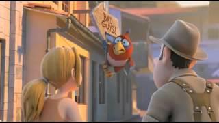 Тэд Джонс и Затерянный город. Русский трейлер, 2012 (HD)