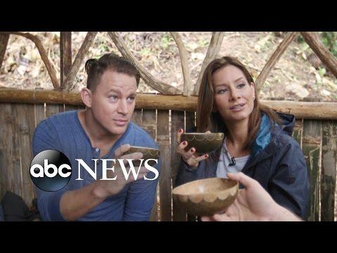 Channing Tatum Reveals His Energy Secret Is an Amazonian Leaf Tea