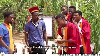 WOLI AGBA PASTOR IS NOT AROUND LATEST 2019 COMEDY