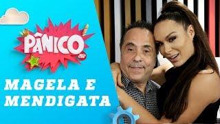 Mendigata e Geraldo Magela - Pânico - 28/02/19